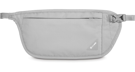 Pacsafe Coversafe V100 Passport Protector Neutral Grey
